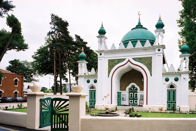 The problem with British mosques