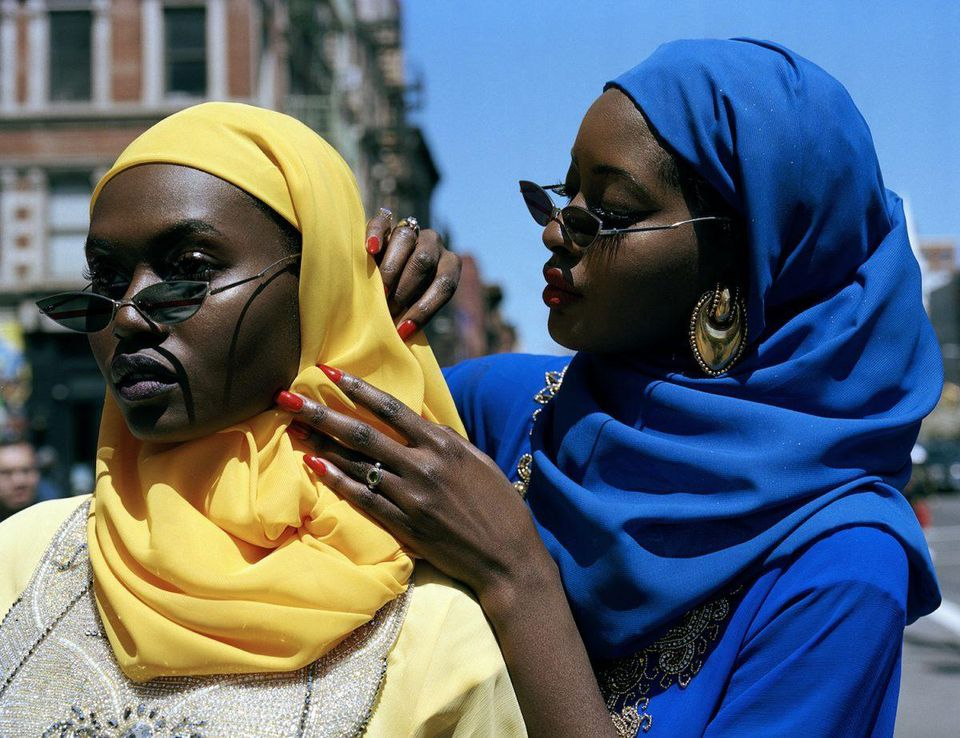 Model Adesuwa Aighewi Releases Her Directorial Debut On The Beauty Of Muslim Women