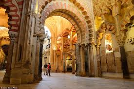 In Spain, a striking blend of Islamic and Christian architecture