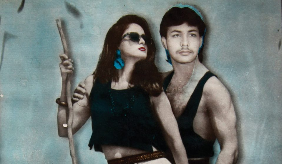 The strange world of Pakistani glamour photography
