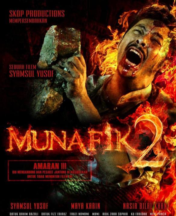 'Munafik 2': a Fire and Brimstone Tale with a Subtle Modern Lesson
