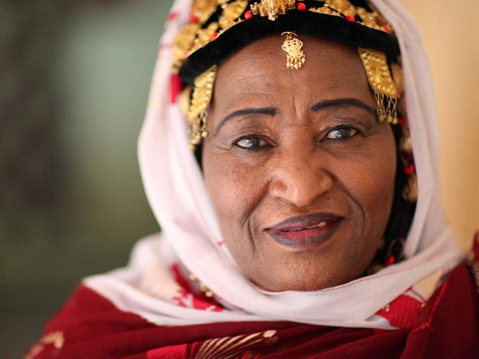 Khaira Arby: Malian singer who blazed a trail for women as the 'Nightingale of Timbuktu'