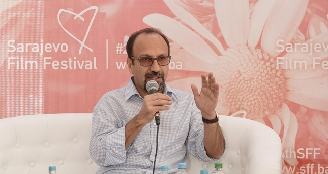 'Coffee with' Iranian director Asghar Farhadi