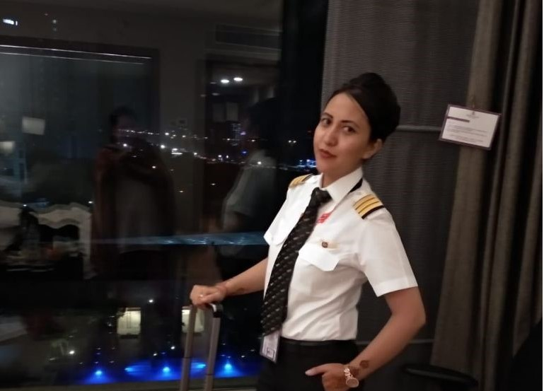 Meet Second Muslim Female Pilot: Kaneez Fatima