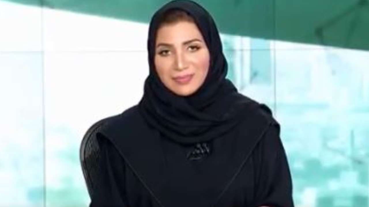 Journalist Creates History, Becomes First Woman To Present News Bulletin In Saudi Arabia