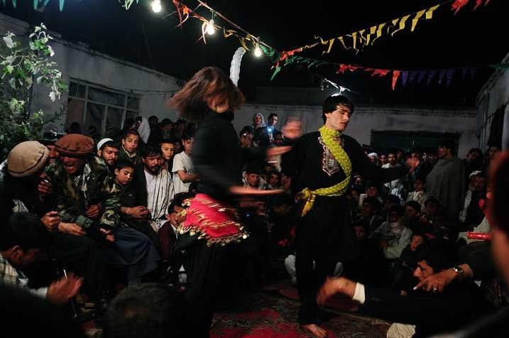 The Dancing Boys of Afghanistan Arrive In Adelaide