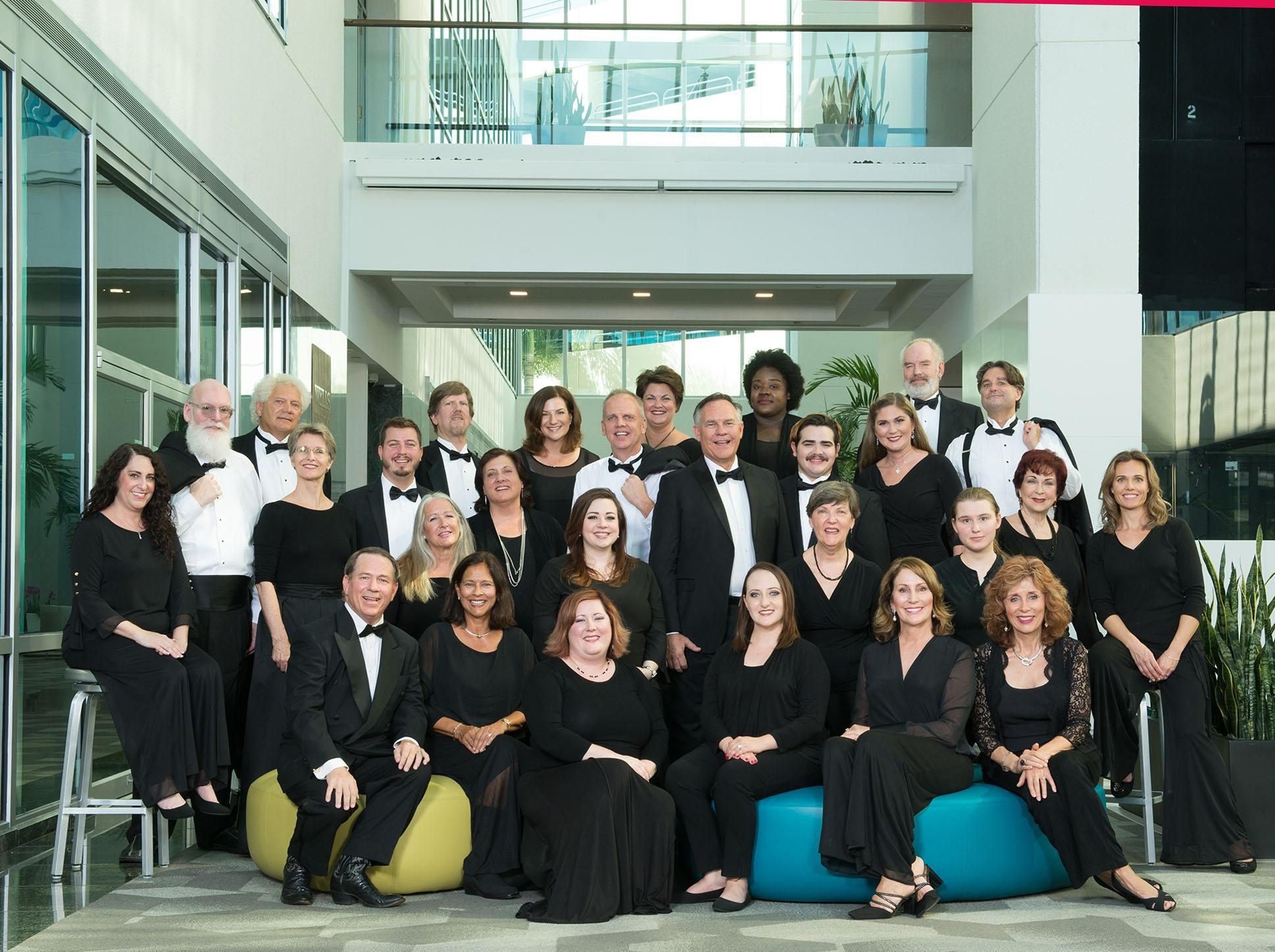 Music Review: Choral Artists Get Adventurous In Spiritual Music Concert