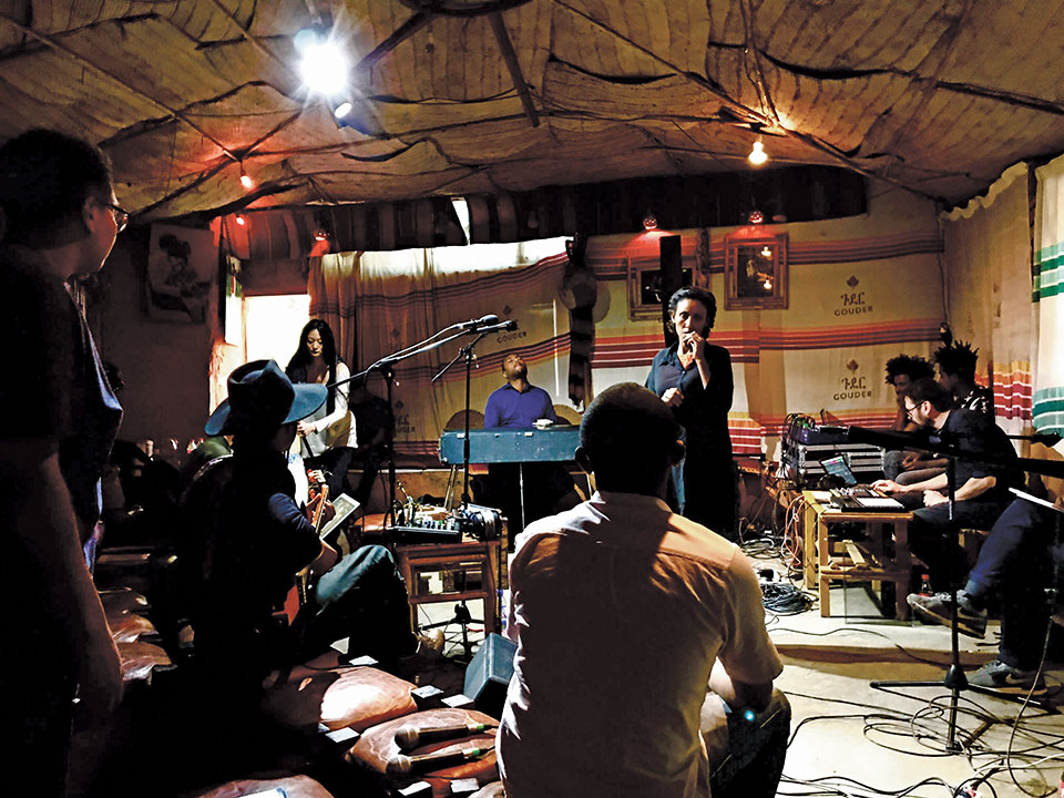 The Rehearsal: Poetry-Jazz in Addis Ababa