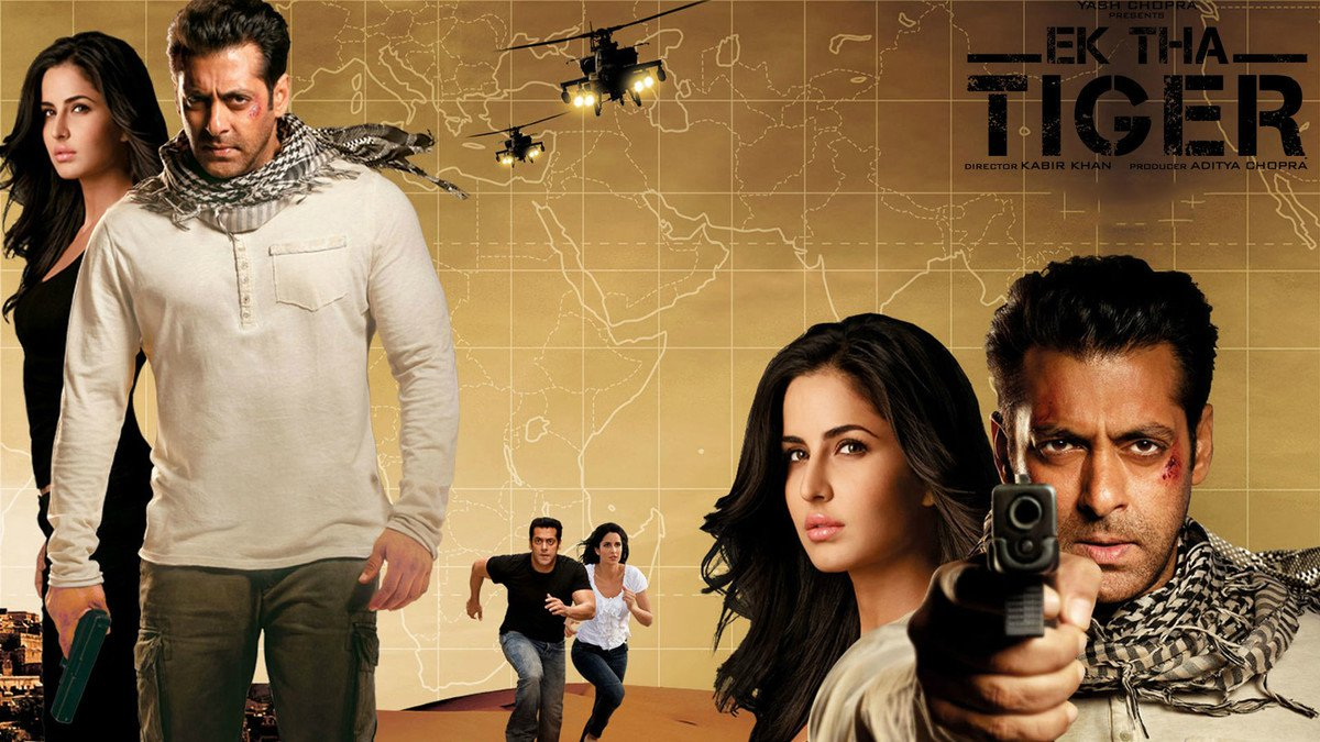 The Six: Bollywood Films Shot In The Middle East