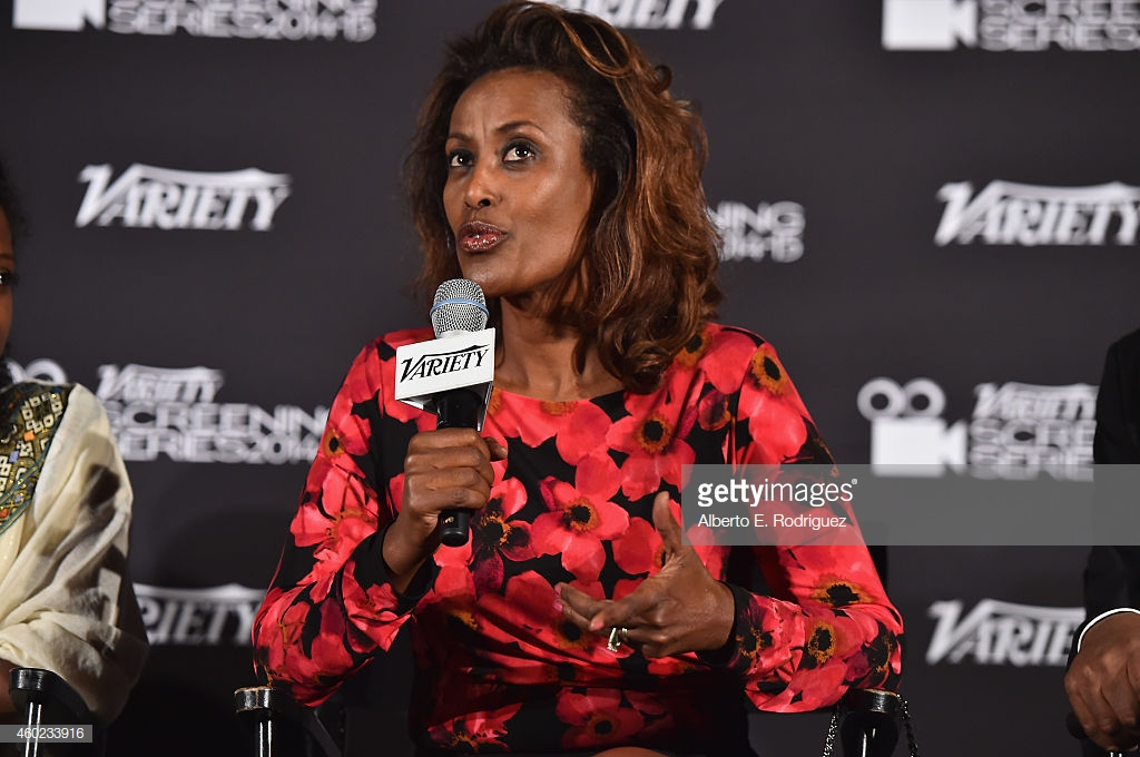 2014 Variety Screening Series - 'Difret' Screening HOLLYWOOD, CA - DECEMBER 09: Meaza Ashenafi attends the 2014 Variety Screening Series of 'Difret' at ArcLight Hollywood on December 9, 2014 in Hollywood, California. (Photo by Alberto E. Rodriguez/Getty Images)