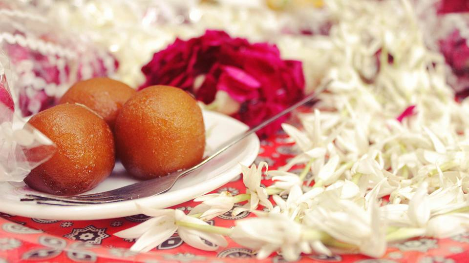 Gulab Jamun: Oodles of Sweetness!