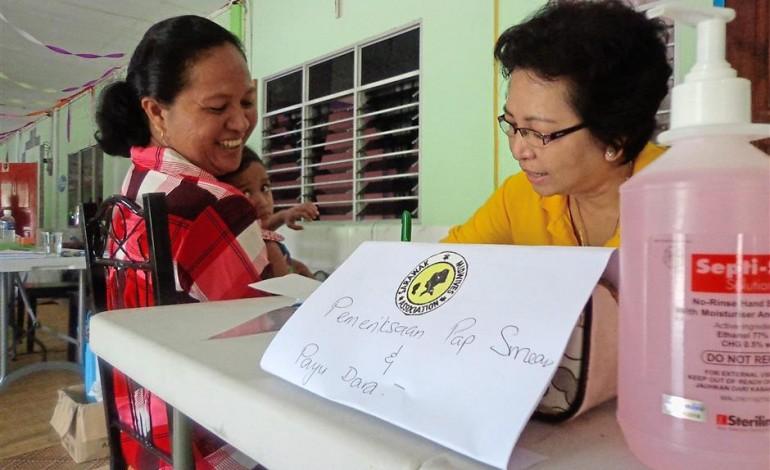Lifestyle diseases rear their heads in interior Sarawak, Malaysia