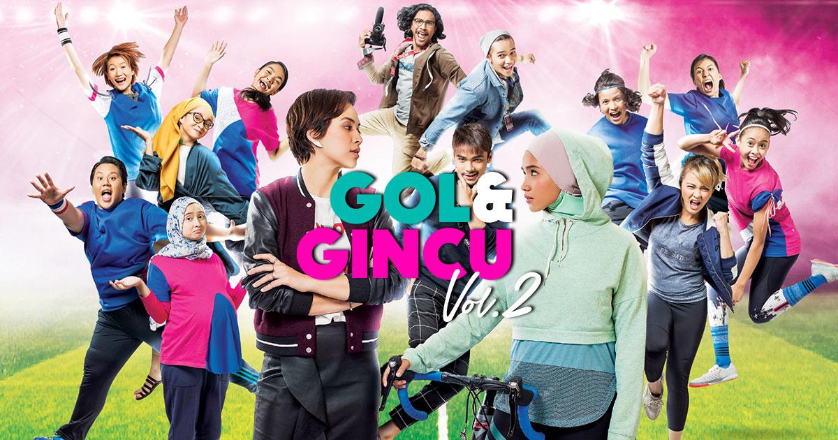 Diverse Female Representation in Gol & Gincu 2