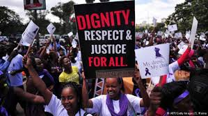 Gender-Based Violence (GBV) is causing an Alarm in Kenya