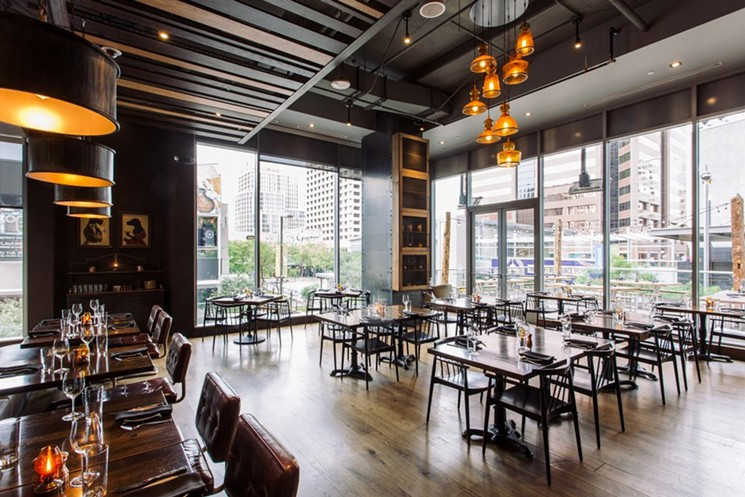 EXPAND Find slow-roast turkey breast and seasonal pies at Blue Hound Kitchen & Cocktails this Thanksgiving. (Courtesy of Kimpton Hotel Palomar Phoenix)