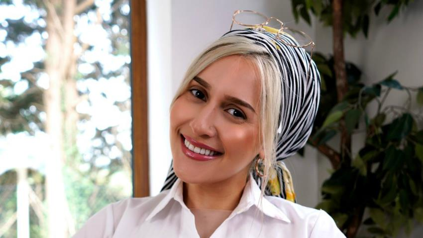 Dina Torkia is a blogger and YouTuber with millions of followers worldwide [@dinatokio Twitter]