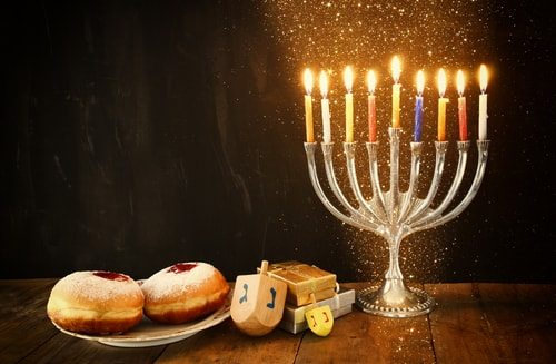 Eight Nights of Hallmark Hanukkah Movies