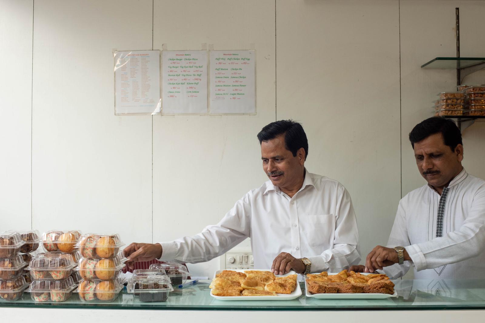 Luqmi at Mountain Bakery. Photo: Nishat Fatima