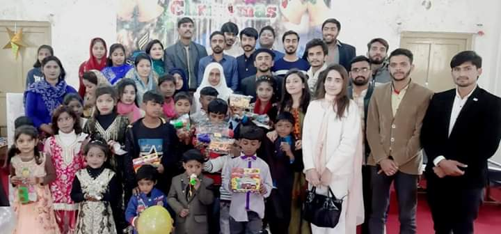 Christmas Day 2018 in Pakistan