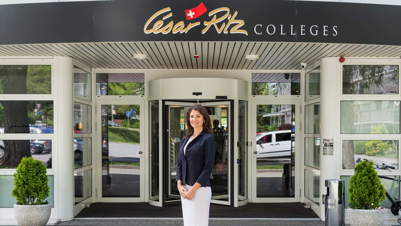 César Ritz Colleges graduate, Belgin Aksoy Berkin has set out to inspire the world to make a small difference for a better future.