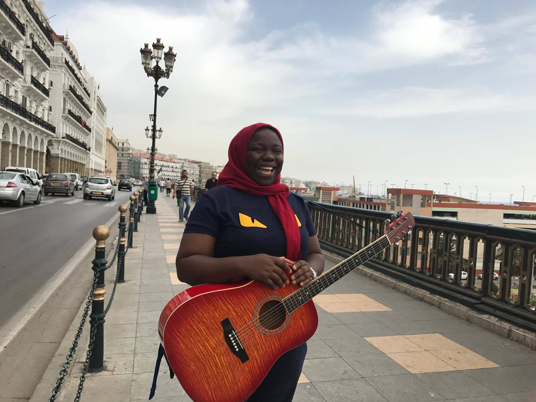 7 Questions with Nigerian Poet and Musician Kafayat Quadri