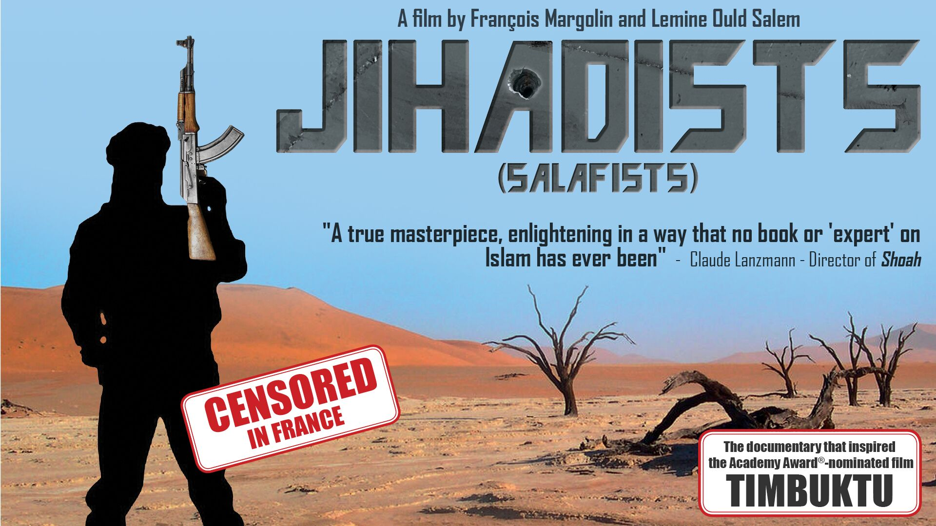 The Documentary 'Jihadists' Provides a Shocking Look into the Minds of Islamic Extremists