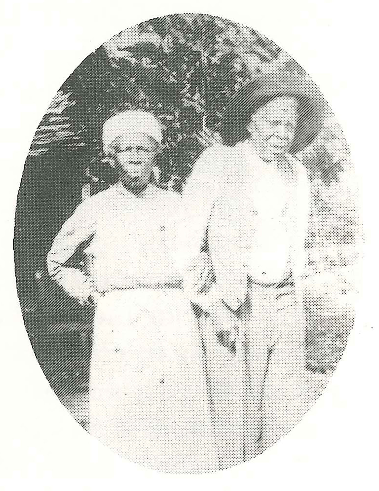 Redoshi, who was known as Sally Smith after she became enslaved, with her husband, called Uncle Billy or Yawith.CreditCreditvia Shirley Quarles