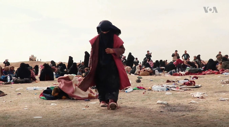 The ISIS Dilemma: Foreign fighters, female ISIS members, and the long road to recovery