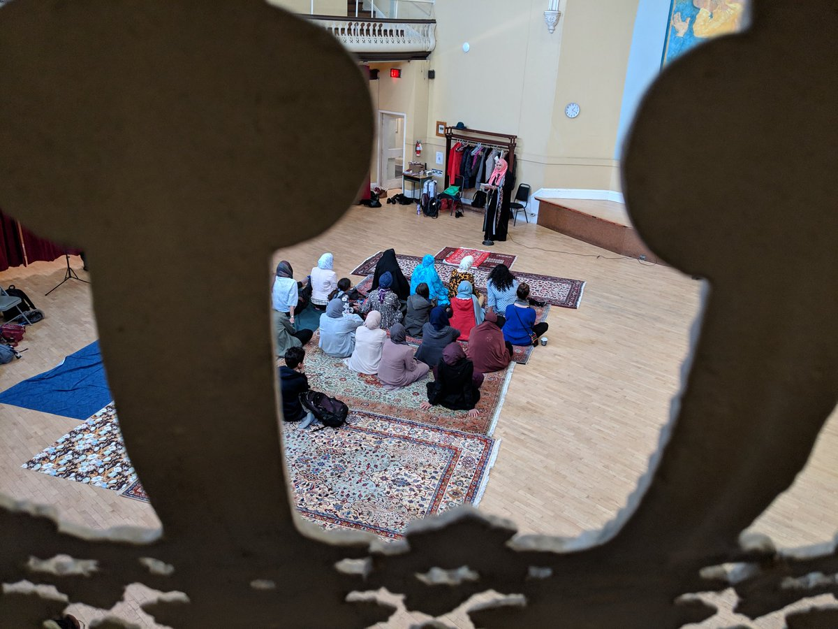 Women's Mosque of Canada launches in Toronto