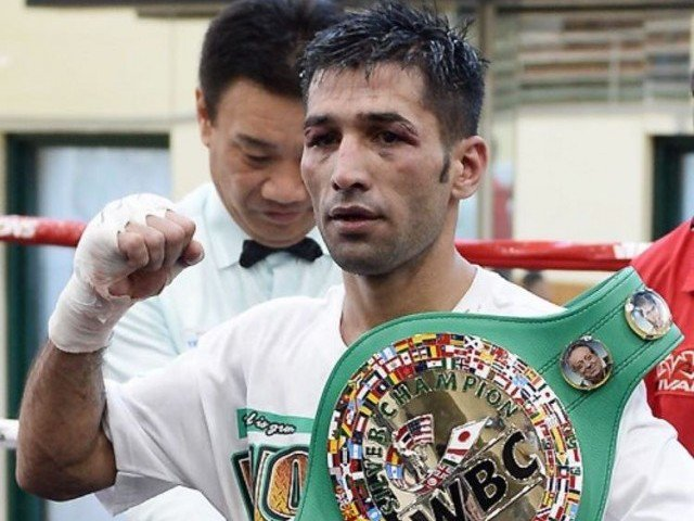 Muhammad Waseem defeated Giemel Magramo in Seoul, South Korea on November 27. PHOTO COURTESY: ANDY KIM