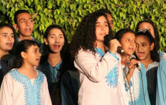 Upper Egypt Children Choir