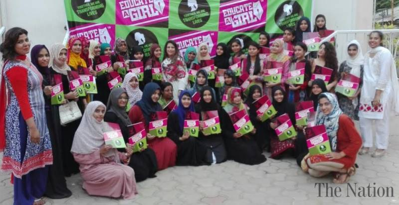 Educate a Girl Celebrates 1000 Girls Educated in Karachi!