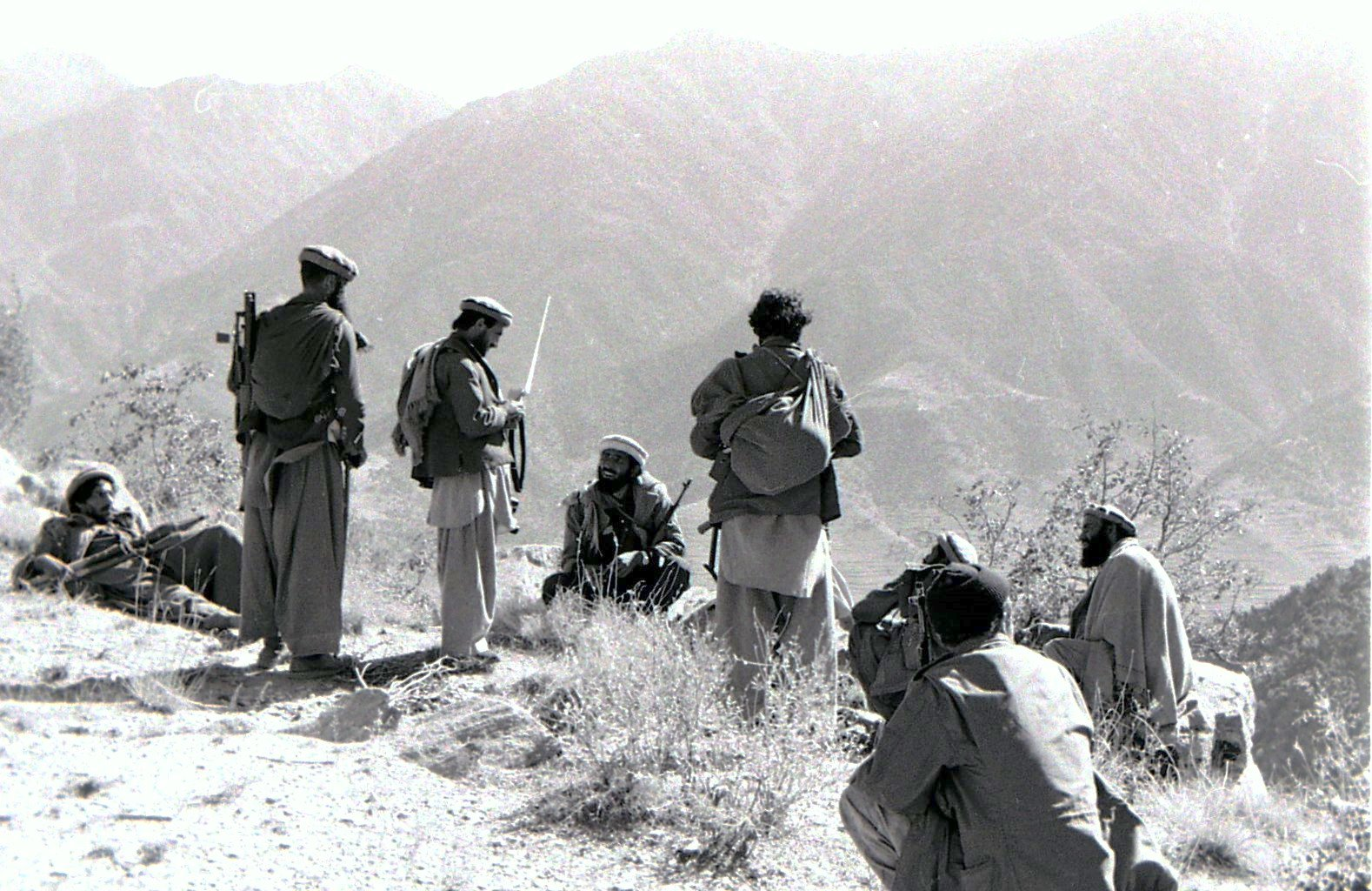The Bloodiest chapter of Afghan History