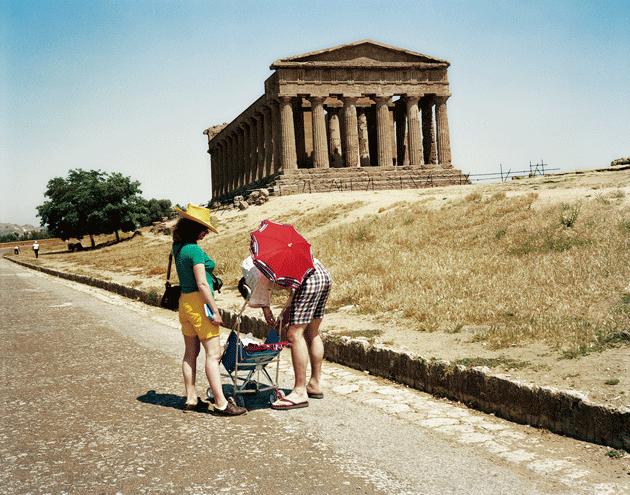 """Agrigento, 1981,"" by Charles Traub."
