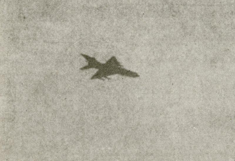 Akhram Zaatari Untitled (Plane 6), 2013, by Akram Zaatari, Lebanon.