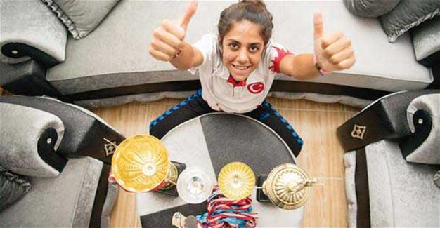Athletics saved Turkish girl from marriage at young age