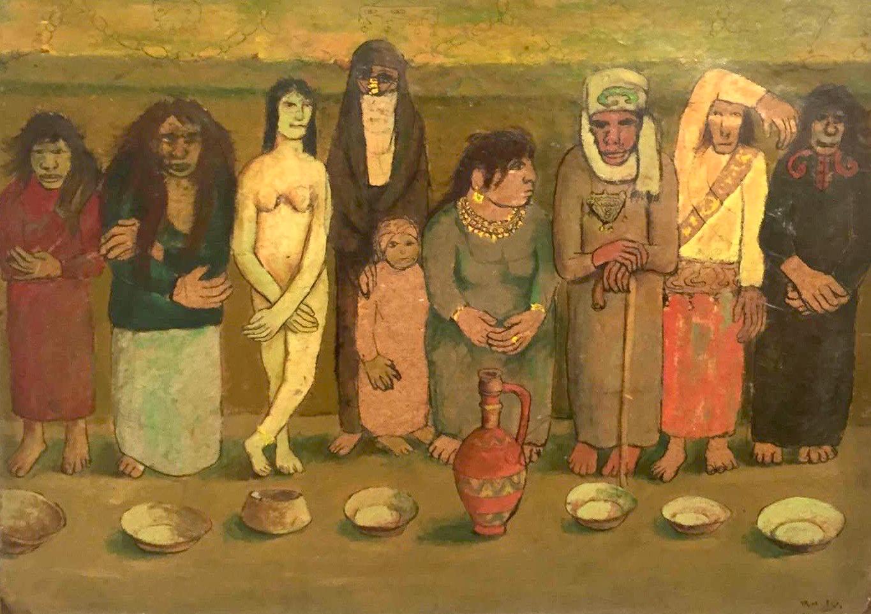 Abdel Hadi El-Gazzar, Popular Chorus, 1951