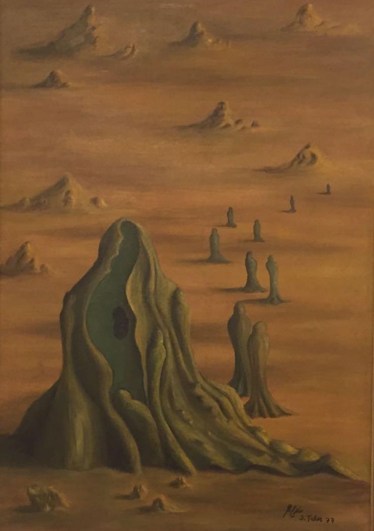 Salah Taher, Metaphysics, 1977