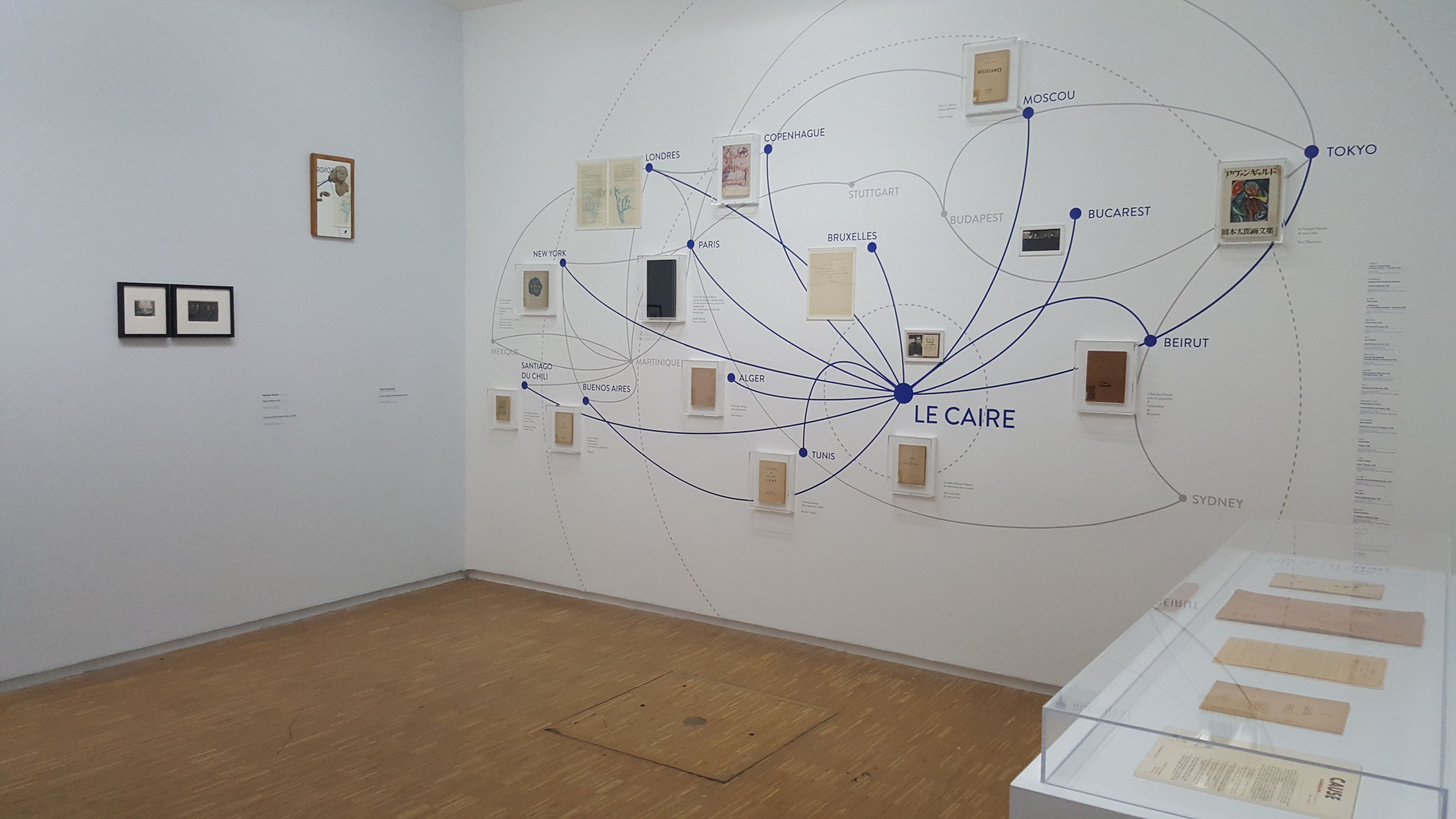 pompidou-timeline