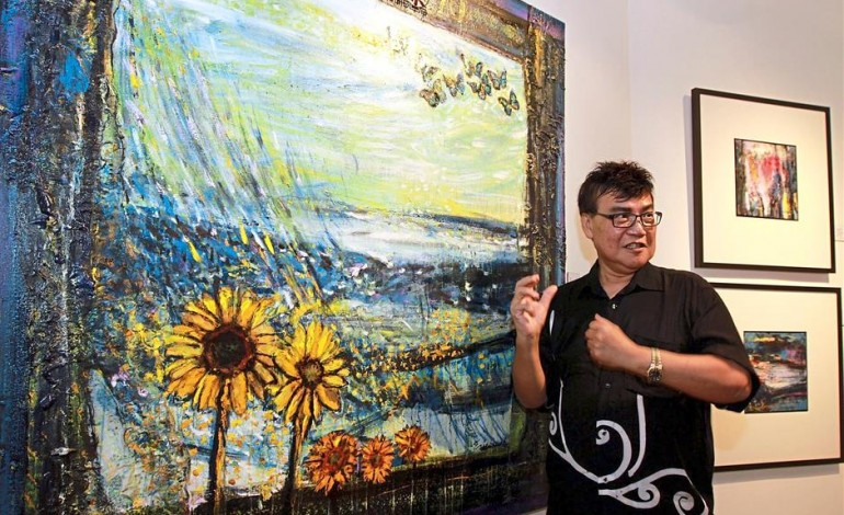 Veteran artist celebrates a life well-lived