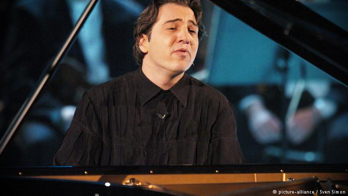 Fazil Say Pianist Türkei Deutschland (picture-alliance / Sven Simon)