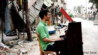 GMF Porträt Aeham Ahmad Piano (Niraz Saied)