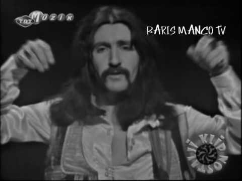Turkish Rock: Barış Manço (1975) Song: DERE BOYU KAVAKLAR