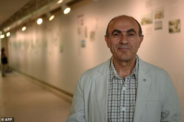 Head of the board of the Istanbul Chamber of Architects Buyukkent branch, Sami Yilmazturk, says the Ataturk Cultural Centre is a proud symbol of the modern Republic and must be restored to glory.