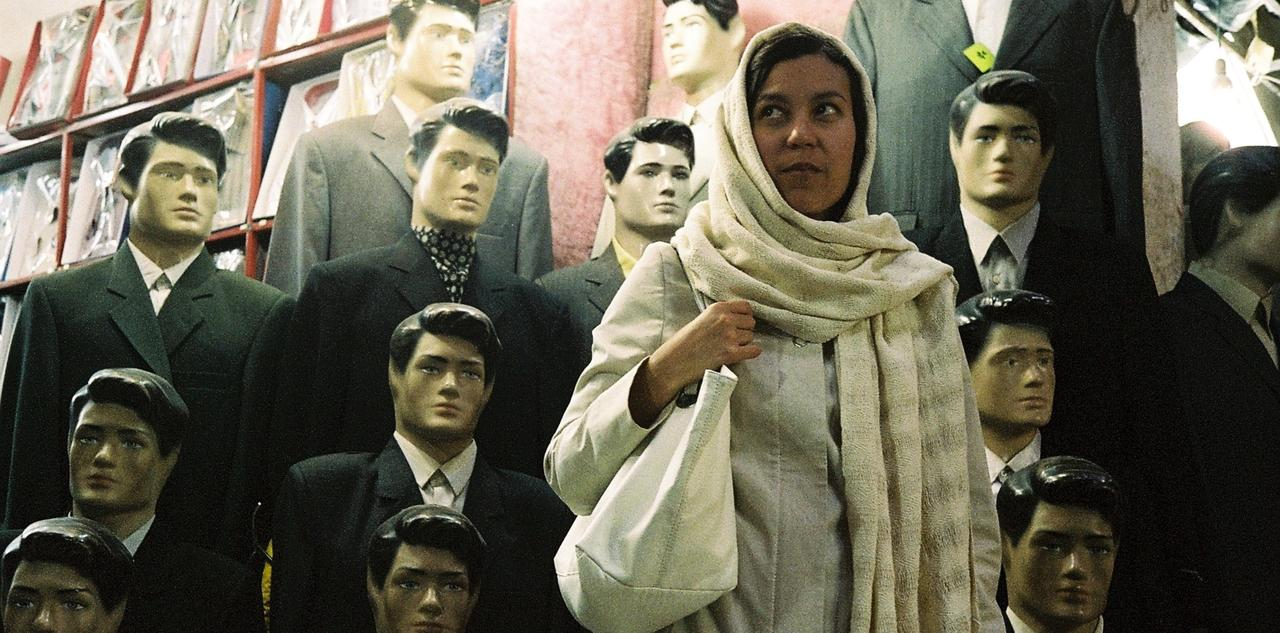 LOVE AND LIES IN IRAN