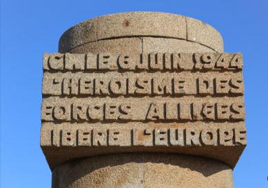 D-Day Memorial, Juno Beach, France