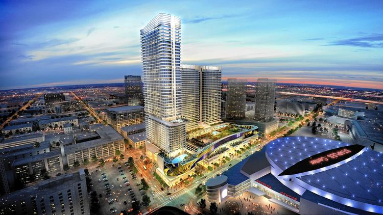 Rendering of Fig Central