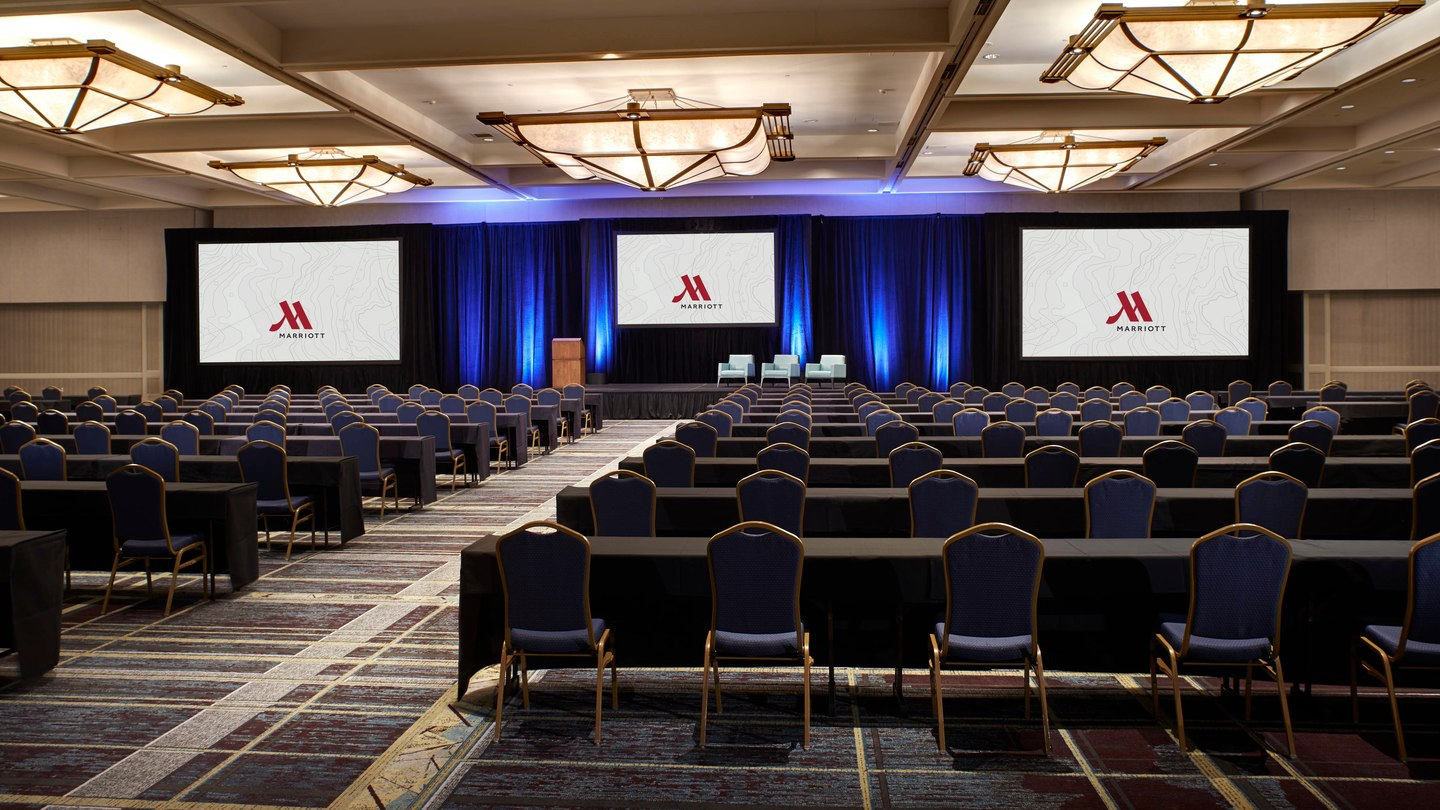 Detroit Marriott Meeting Space