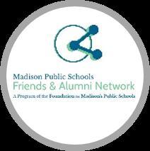 Madison Public Schools Alumni and Friends Logo