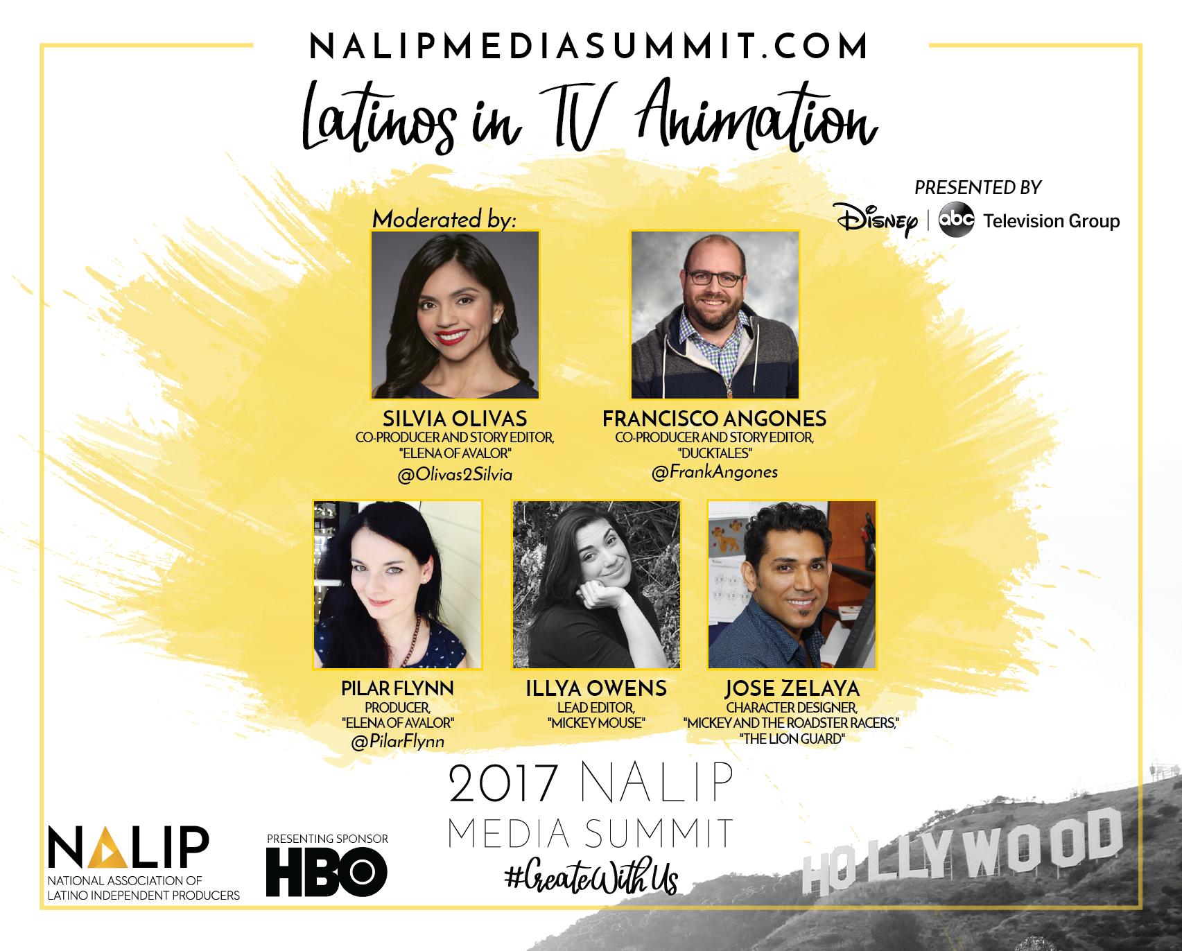 NALIP Announces Disney ABC Television Group Media Summit Panel